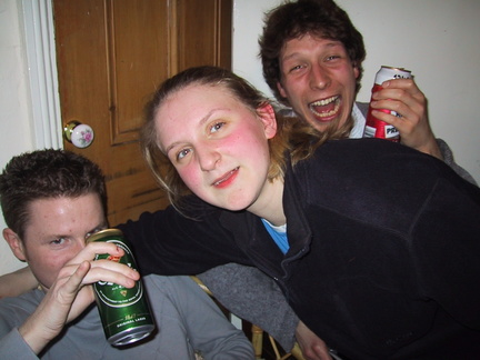 Danny, Jemma and Crazy Rob