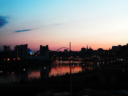 The Tyne, edit 1