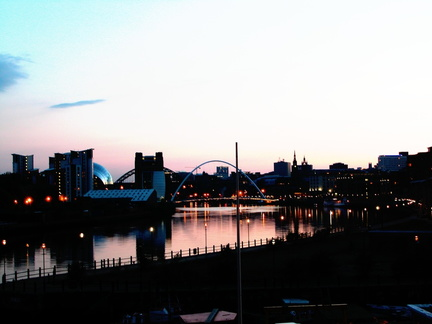 The Tyne, edit 3