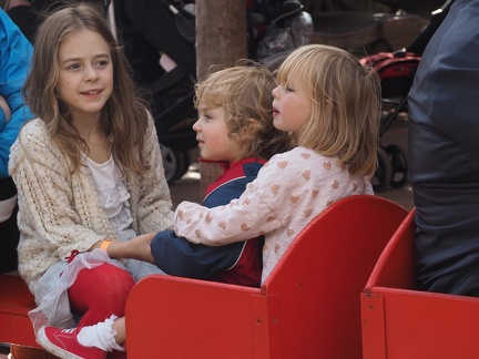 Mia, Isaac and Hollie