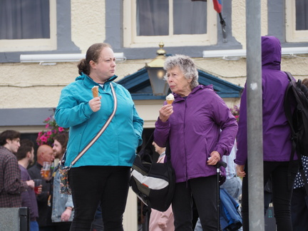 Kirsty and Celia