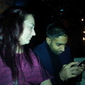 Kirsty and Suraj